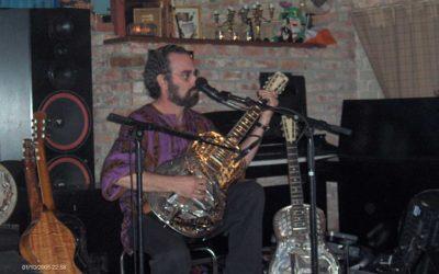 Bob Brozman 2005