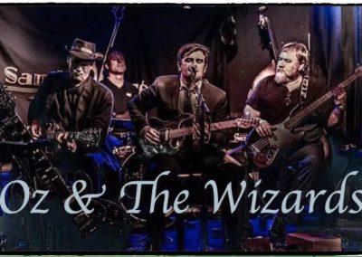 Lør. 16.november kl 21.00, Oz & The Wizard
